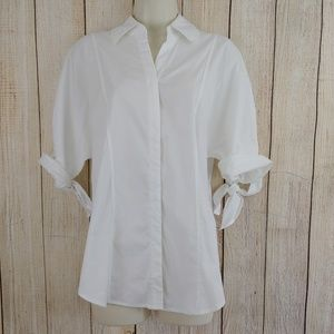 Soft surroundings blouse